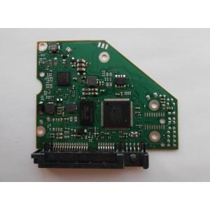 "Контроллер 100724095 REV A HDD Seagate ST2000DM001 1ER164 3.5"" 2Tb SATA"
