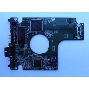 "Контроллер Western Digital 771801-002 REV A WD20NMVW-11W68S0 2Tb 2.5"" USB 3.0"