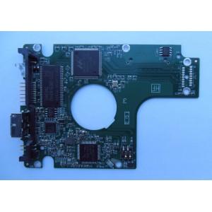 "Контроллер Western Digital 771801-002 REV A WD10JMVW-11S5XS1 1Tb 2.5"" USB 3.0"