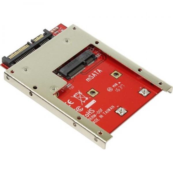 Адаптер для SSD mSATA SmartBuy ST-168M-7