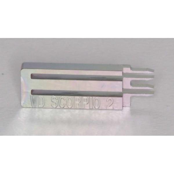 "Инструмент для съёма головок жестких дисков WD Scorpio 2 E-тип 2.5"" 2 диска"